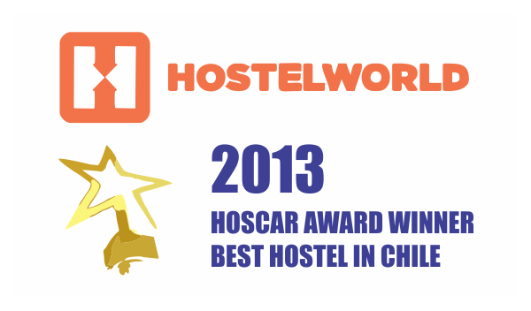 Backpackers San Pedro Premio Hoscar 2013 por Hostelworld