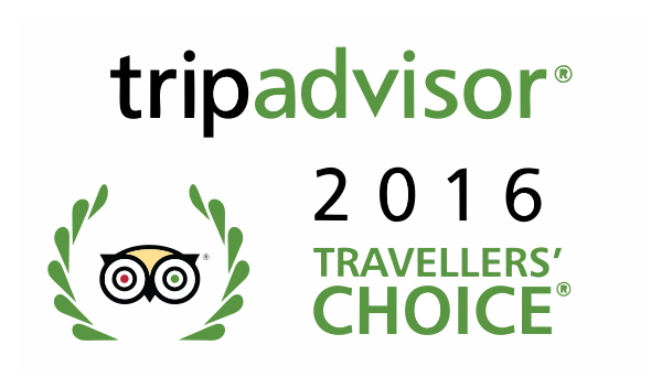 Backpackers San Pedro Premio Traveller's Choice 2016 por Tripadvisor